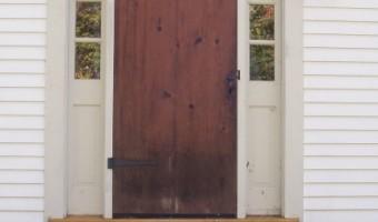 I believe in opening the door when opportunity knocks.