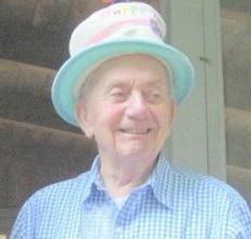 Dad at 90.