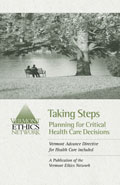 Taking Steps, a helpful guide to getting started.